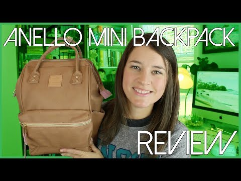 ANELLO MINI BACKPACK | review