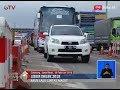 Long Weekend, Lalu Lintas Di Gerbang Tol Cikarang Utama Alami Kemacetan - BIS 16/02