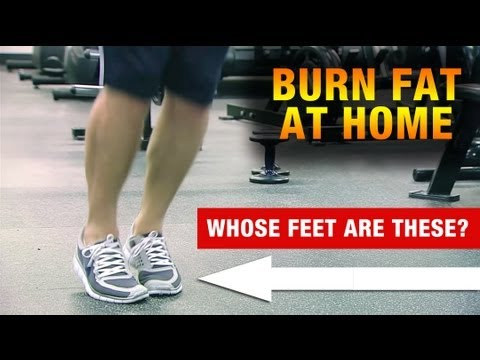 Fat Loss - More fat loss workouts you can do anywhere - http://athleanx.com/x/homefatloss One of the most effective ways to burn fat at home is with a conditioning work...