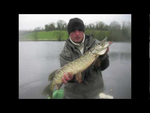 Peche en Irlande video sur YouTube