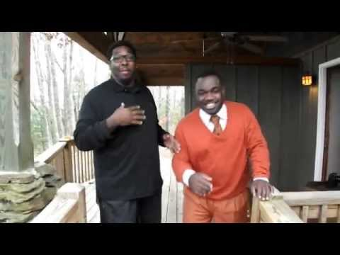 Comedians Rodney Perry and Reggie Junior