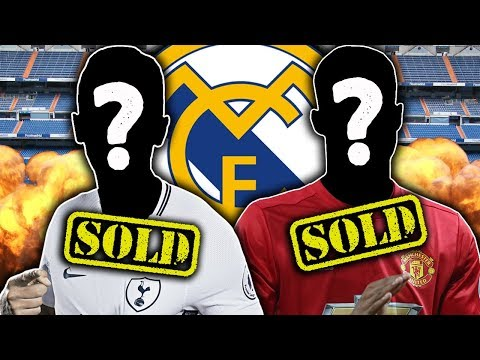 Video: Real Madrid To Spend £300M For Two Premier League Superstars! | Transfer Talk