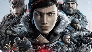 GEARS OF WAR 5 BOOT CAMP Campaign Complete Walkthrough Gameplay & First Online Match (Gears 5)
