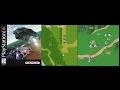Xevious 3d g 1997 playstation