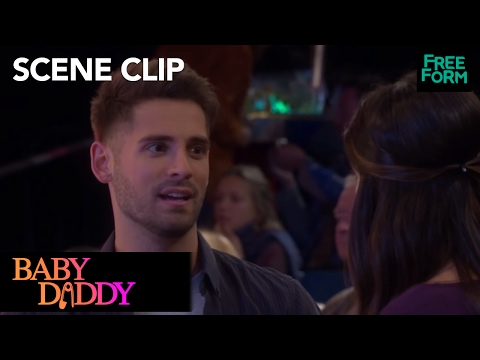 Baby Daddy | Season 6, Episode 5: Ben Sees Elle At The Ice Rink | Freeform
