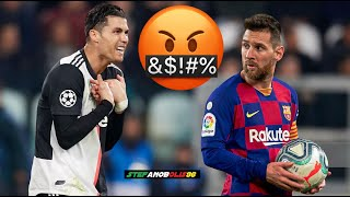 Video Cristiano Ronaldo Vs Leo Messi ● Top 5 Fights\Angry Moments Ever ● 1080i HD #CristianoRonaldo #Messi MP3, 3GP, MP4, WEBM, AVI, FLV April 2019