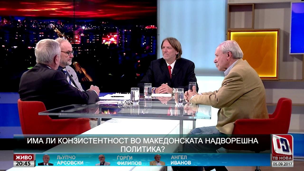 Има ли конзистентност во Македонската надворешна политика?
