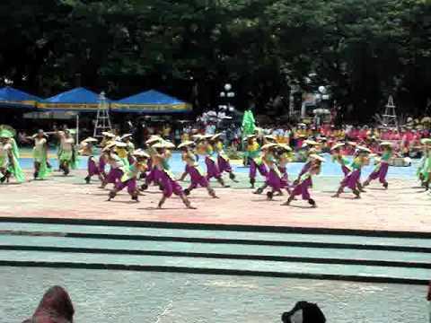 unang sigaw ng nueva ecija street dancing , PALAYAN CITY(calamansi festival)