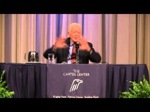 A Conversation with Jimmy Carter (Sept. 14, 2010)