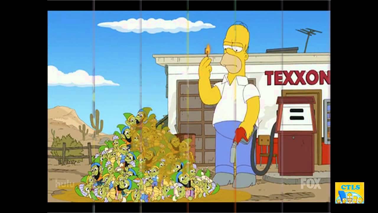 Nuevos Capitulos de Los Simpson en Mayo Parte 1