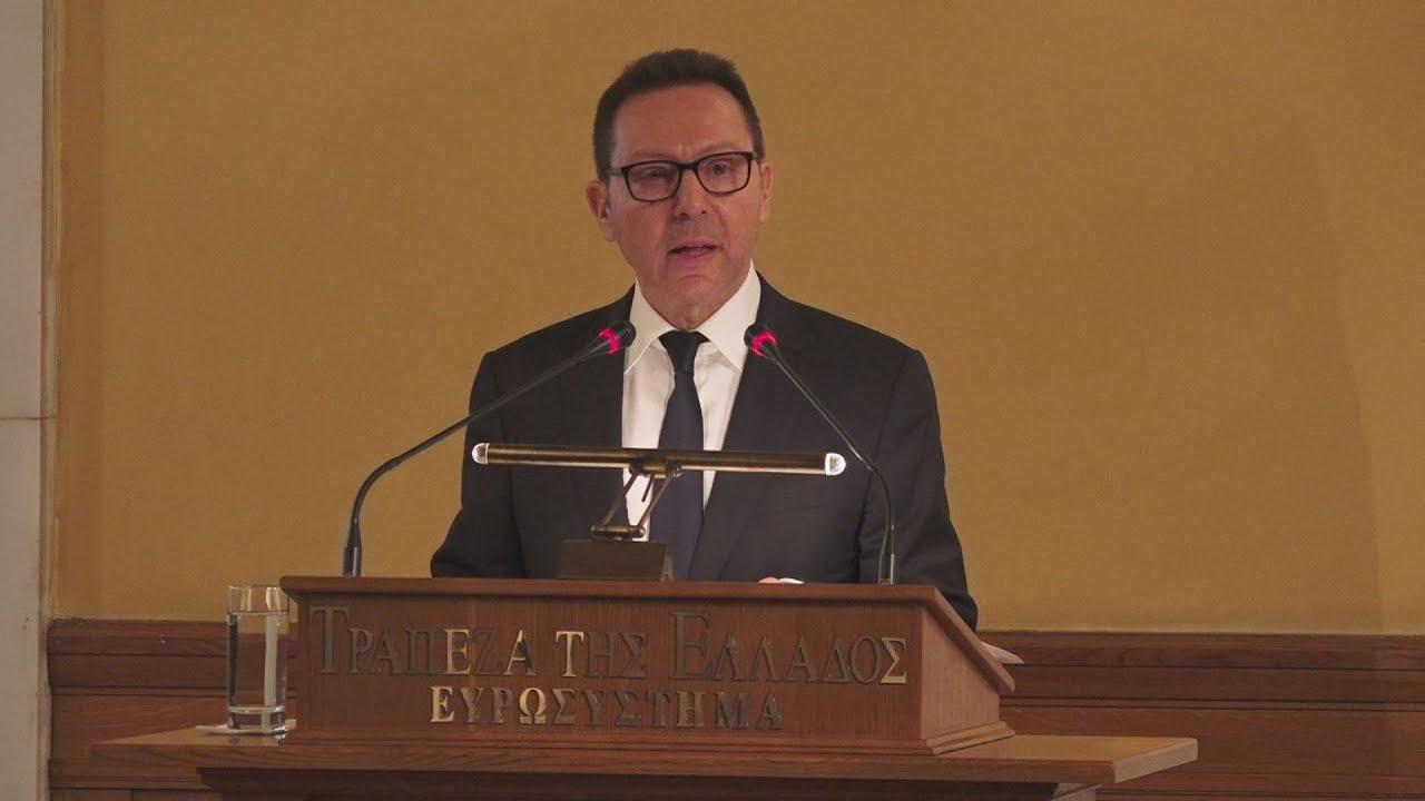 Κοινωνική συναίνεση για να επιτευχθεί η επάνοδος της χώρας στην ομαλότητα ζήτησε ο Γ.Στουρνάρας
