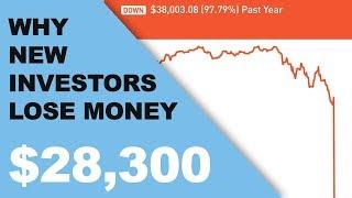 Video Why New Investors Lose Money   Joseph Carlson Ep.5 MP3, 3GP, MP4, WEBM, AVI, FLV Juli 2019