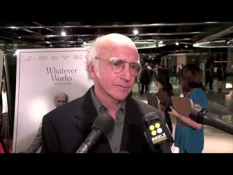 Larry David , Whatever Works Movie, Red Carpet Arrival