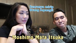 Video Reaksi CEWEK JEPANG Dengerin Lagu MOSHIMO MATA ITSUKA (Mungkin Nanti) Ariel Noah MP3, 3GP, MP4, WEBM, AVI, FLV April 2019