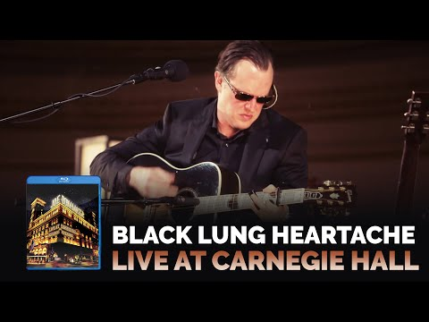 Black Lung Heartache Live