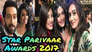 Ishqbaaz/Dil Bole Oberoi Actor's : Latest Full Off Screen Masti at Star Parivaar Award 2017 * Nakuul Mehta as Shivaay Singh Oberoi, Annika's husband, Omkara,...