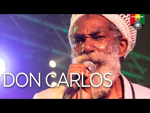 Don Carlos LIve At Zappa Antwerp, Belgium 2018