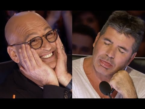 Top 7 Crazy Amazing SINGERS of America& 39;s Got Talent 2017