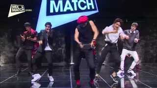 OT9 Dance Performance - Rocket & Hot In Herre (Mix & Match - Ep.4)