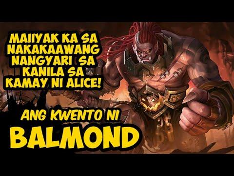 ANG KWENTO NI BALMOND / STORY OF BALMOND (MOBILE LEGENDS TAGALOG STORY)