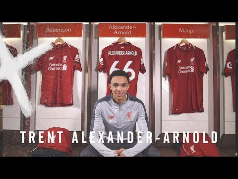 Video: Trent Alexander-Arnold signs new contract | The best bits from 2018/19 so far