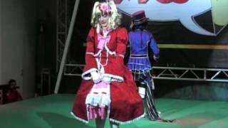 Cartoomics 2010 - Cosplay Kuroshitsuji