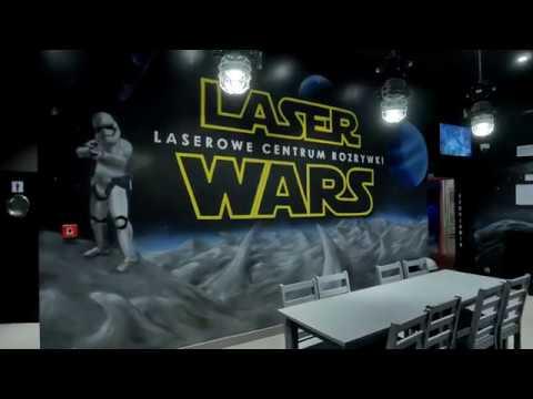 Największa arena LASER TAG w Polsce