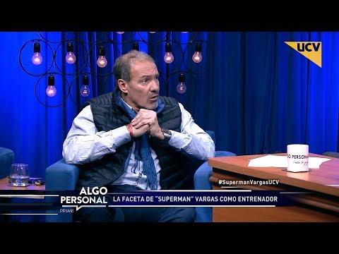 video Sergio Vargas y su sueño de ser entrenador de la Universidad de Chile