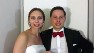 Tamada Bewertung von Tamada Elena, DJ Stalker, Hochzeitssänger Mike, Hochzeitssängerin Ines von Irina und Adriano