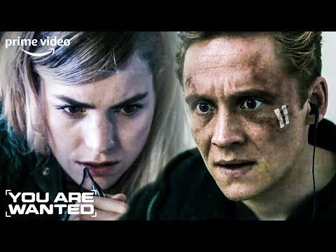 Einbruch in den Serverraum | You Are Wanted | Prime Video DE
