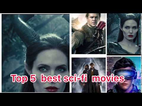 Top 5 - Sci-Fi Movies#must watch#don't miss..........