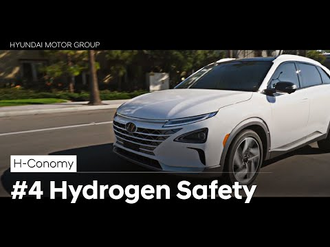 [H-Conomy] Hydrogen, Is It Safe?