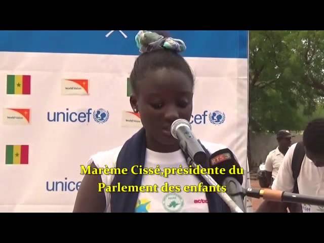 journée de l'enfant africain