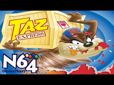 Taz Express - Nintendo 64 Review - Ultra Hdmi - Hd