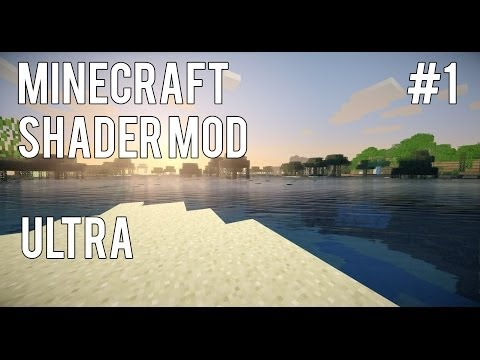 Minecraft - ULTRA Shaders for LOW\\Medium PC - * Download * (видео)