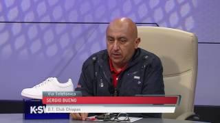 ENTREVISTA COMPLETA SERGIO BUENO PARA TVC DEPORTES AL DIA
