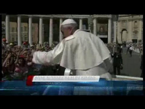 Harley-Davidson celebration at the Vatican