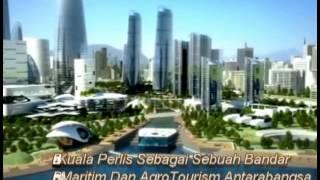 Kuala Perlis Malaysia  City new picture : Town Centre Kuala Perlis .