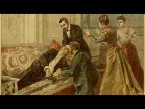 Bernard Domart nous raconte ses Bernarrations: le décès de Félix Faure. Vidéo TLB