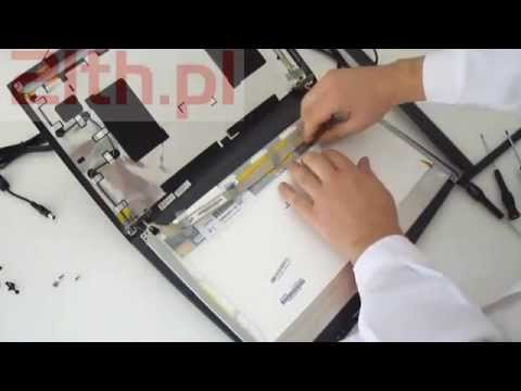 How To - Replace The Lcd Of Samsung R522, Lcd Replacement