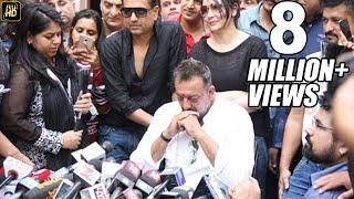 Video Sanjay Dutt's Emotional Interview After Release From Jail 2016 MP3, 3GP, MP4, WEBM, AVI, FLV Oktober 2018