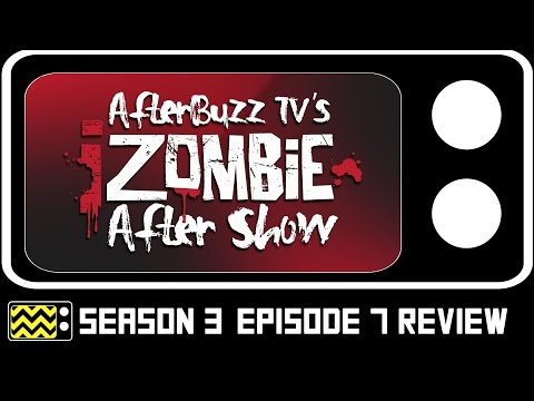 iZombie Season 3 Episode 7 Review & After Show | AfterBuzz TV
