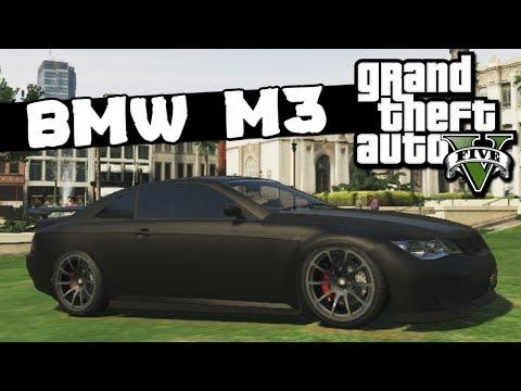 BMW M3 GTA - Tunando e Rebaixando BMW M3 no GTA 5! Outros Carros Tunados: http://goo.gl/QCFebd Curta - https://www.facebook.com/Exetrize Siga-me - https://twitter.com/Dud...