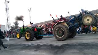 John Deere | Farmtrack | Farmtrack vs John Deere | Tractor Mukabla | Tractor Tochan