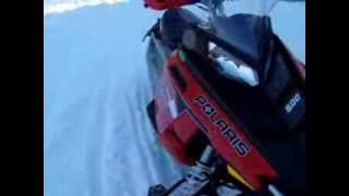 9. 2014 Polaris Indy 600 SP snowmobiles