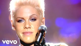 P!nk - Who Knew (Official Live from Wembley Arena, London, England)
