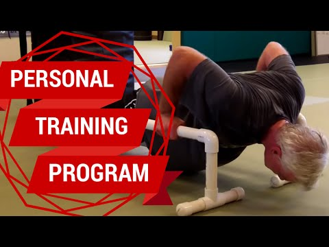 Personal Training Program in Monmouth County - Red Bank NJ/ Kevin with Underground Gym
