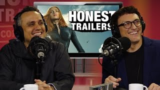 Video Russo Brothers' Honest Reaction to Winter Soldier Honest Trailer MP3, 3GP, MP4, WEBM, AVI, FLV April 2018