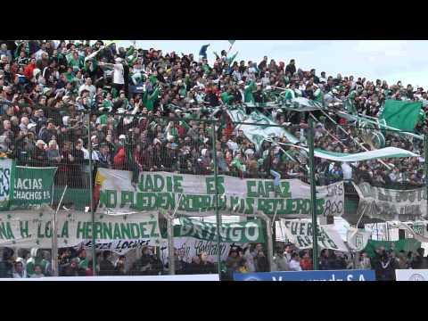 Hinchada de Sportivo Belgrano contra Talleres 2012 - Los Mismos de Siempre - Sportivo Belgrano