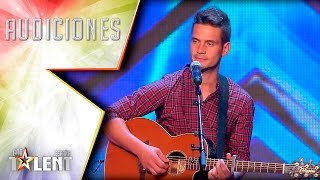 Video 'The song that got Risto into tears | Auditions 1 | Spain's Got Talent 2017 MP3, 3GP, MP4, WEBM, AVI, FLV September 2018